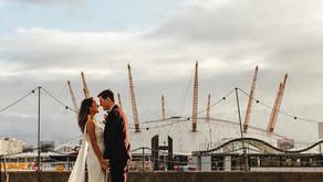 Ben and Janine @ Trinity Buoy Wharf