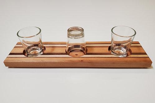 Shot Flight Board w/ Glasses Included