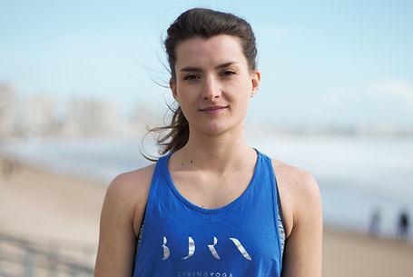 Coach sportif vendée Elsa l'hommedé fitness pilate