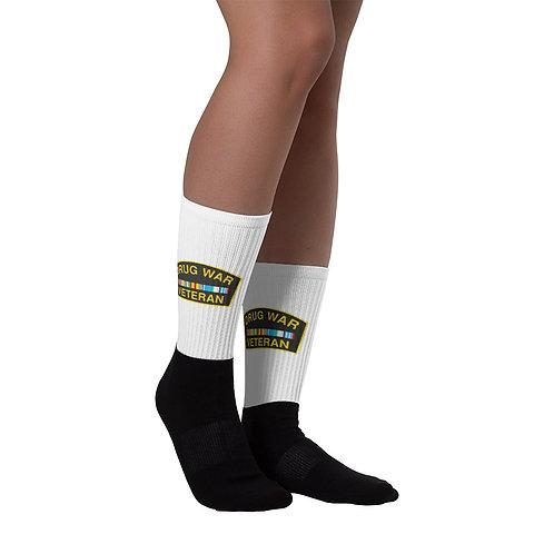 Drug War Veteran Socks