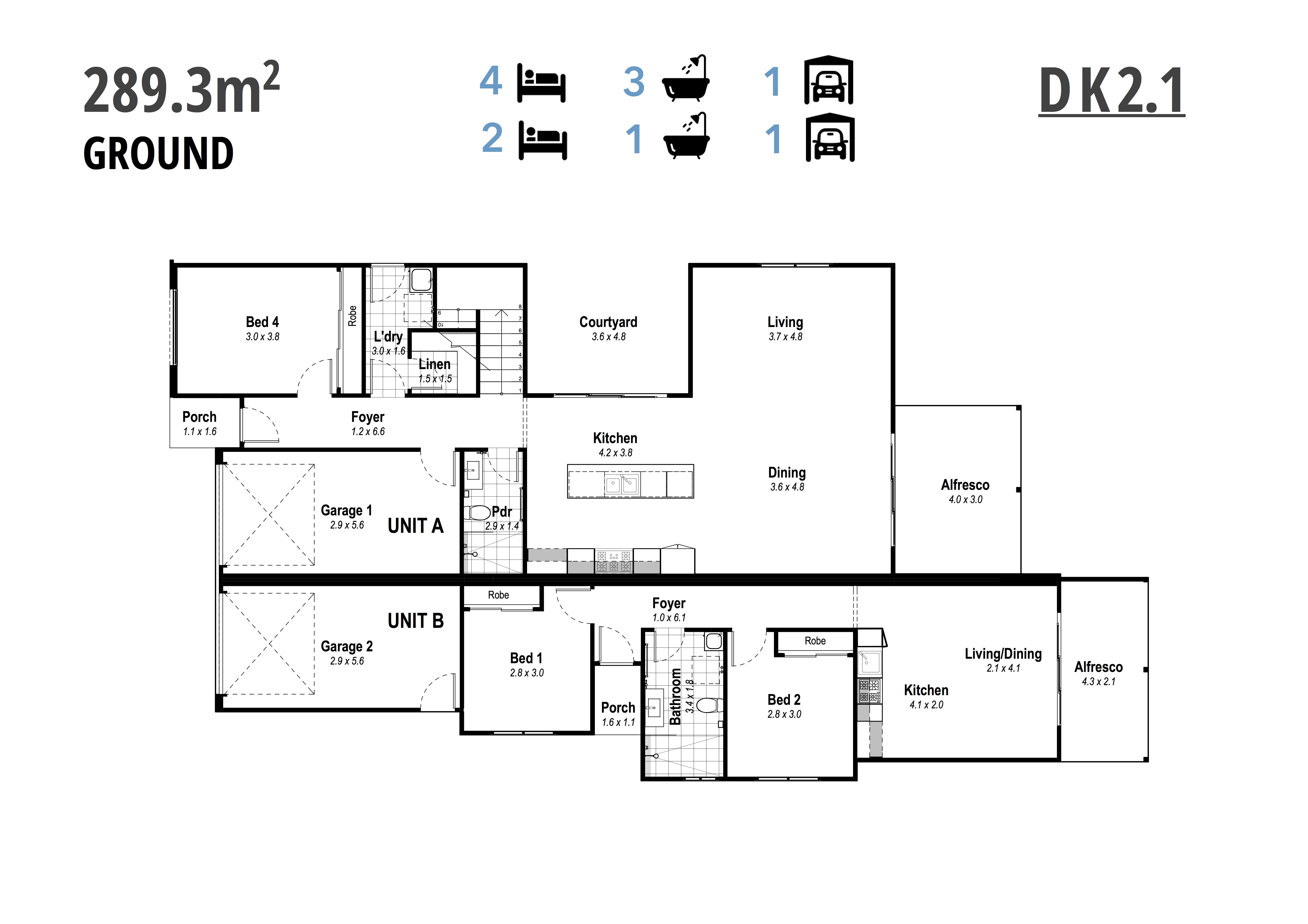 DK2.1 Ground