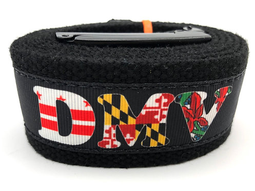 DMV Flags Belt