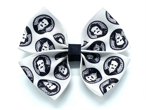 Edgar Allan Poe Dog Bow Tie
