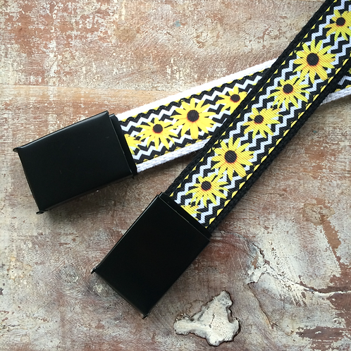 Black-Eyed Susan Belt