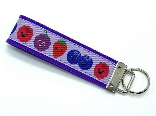 Berry Bunch Key Chain