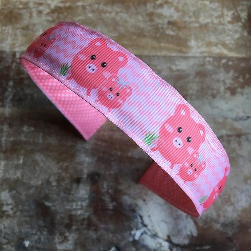 Little Piggy Headband