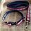 Thumbnail: Navy Anchor Dog Collar