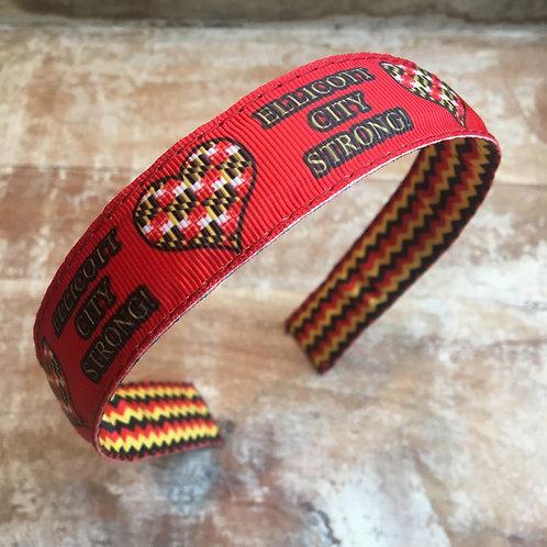 Ellicott City Strong Headband #ECSTRONG #Ellicottcitystrong maryland