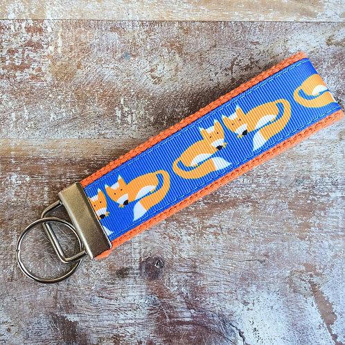 Sheridan Fox Key Chain