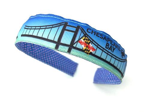 Chesapeake Bay Bridge Headband