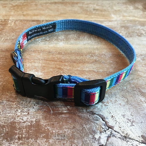 Stripe Dog Collar