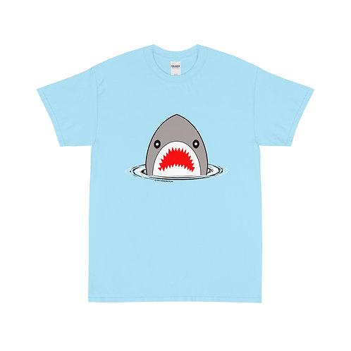 Youth Shark Unisex Heavy Cotton Tee
