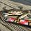Thumbnail: Traditional Maryland Flag Key Chain
