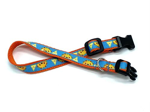 1/2 inch Taco Tuesday Dog Collar or Leash