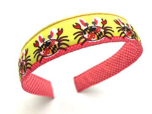 Bunny Crabs Headband