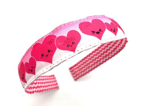 Happy Hearts Headband