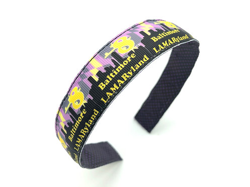 Baltimore LAMARyland Headband