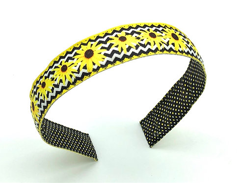 Black-Eyed Susans Headband