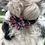 Thumbnail: Halloween Pumpkins Dog Bow Tie