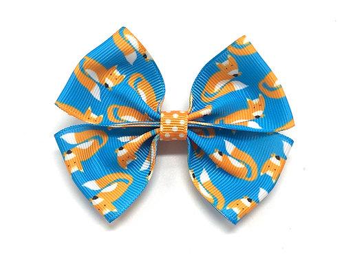 Sheridan Fox Dog Bow Tie