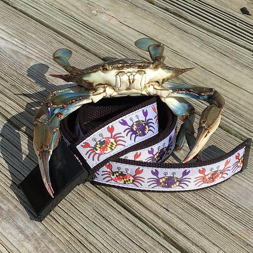 Trifecta Happy Crab Belt
