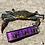 Baltimore Ravens Purple Kawaii Happy Crab Key chains
