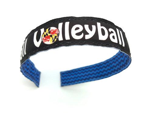 Maryland Volleyball Headband