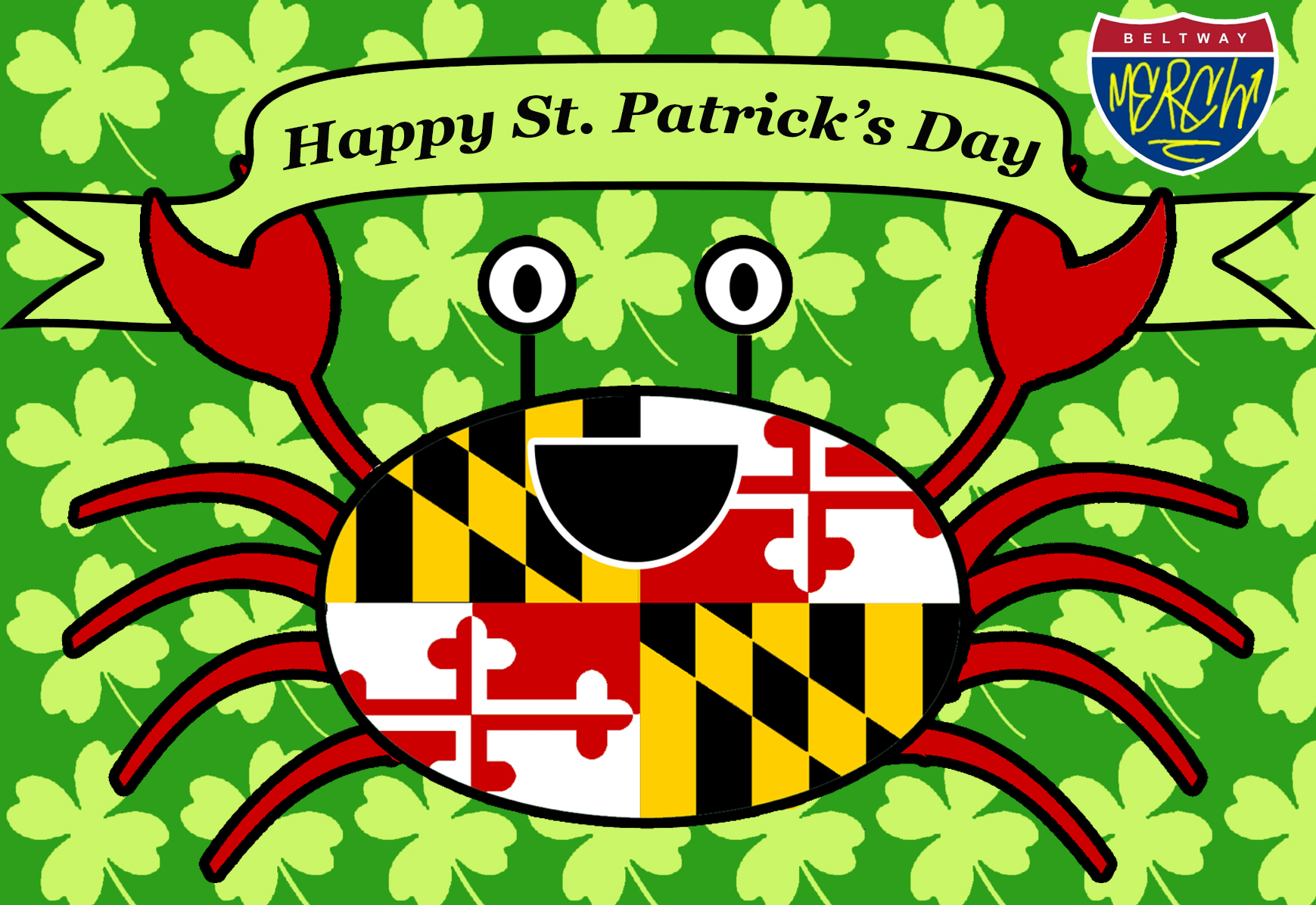 maryland happy st particks day