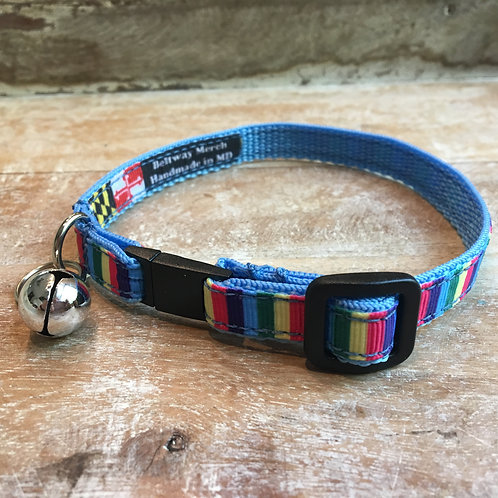 Stripe Cat Collar