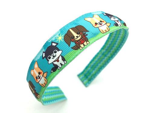 Puppies Headband