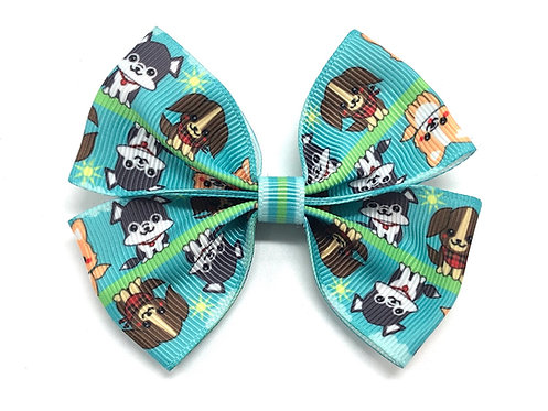 Puppies Dog Bow Tie