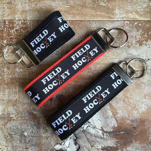Maryland Field Hockey Key Chain