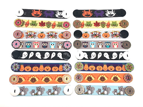 Fall/ Halloween Ear Savers
