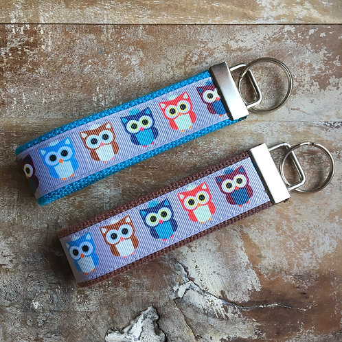 Owl Friends Key Chain