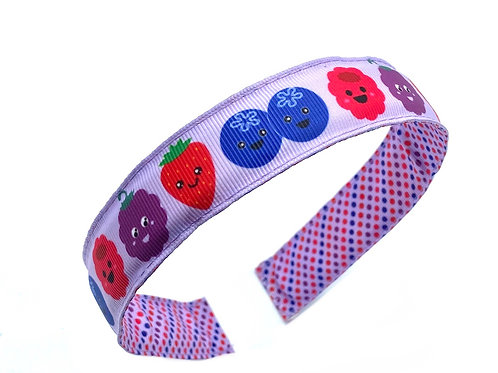Berry Bunch Headband