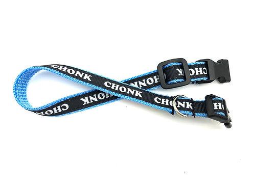 """CHONK"" Dog Collar"