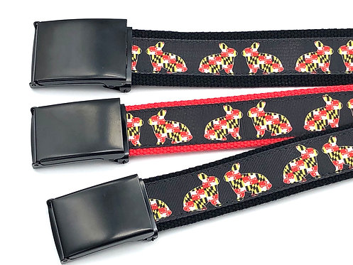 Maryland Bunnies Belt
