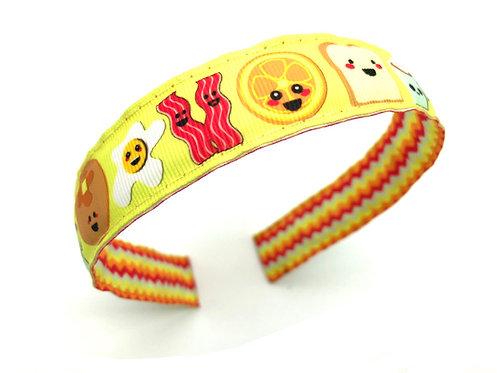 Breakfast Buddies Headband