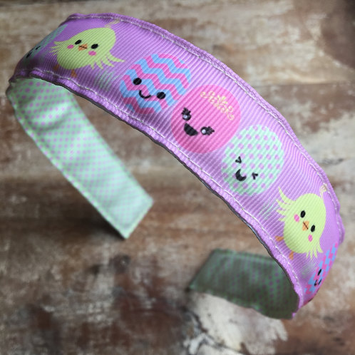Easter Chick Headband