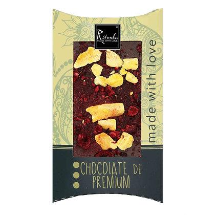 Ritonka Bitterschokolade - Mango, Kirsche