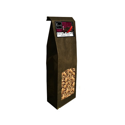 Ritonka Kürbiskern - Zarte Bitterschokolade, Kaffee