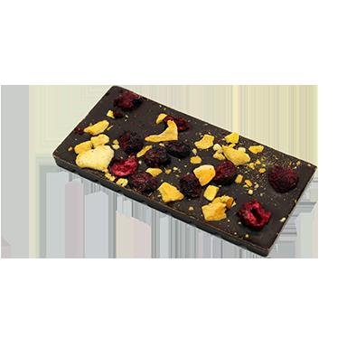 Ritonka bitter Schokolade - Mango, Kirsche
