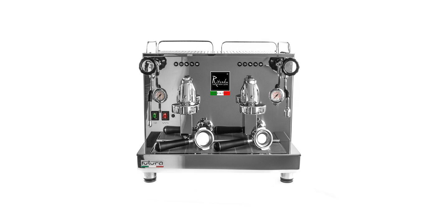 Ritonka F60 coffeemachine