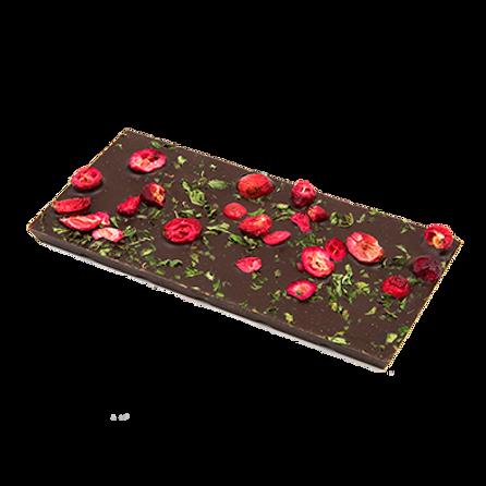 Ritonka bitter-chocolate mint, cranberri