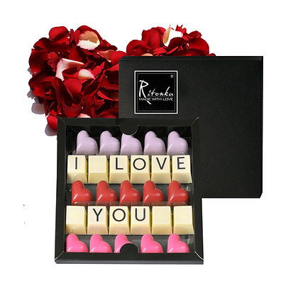 "Ritonka ""I love you"" Pralines"