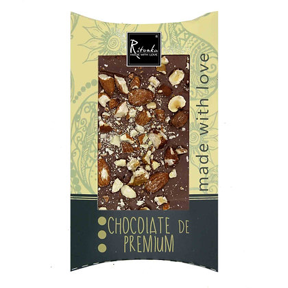 Ritonka Milchschokolade - Nussmix