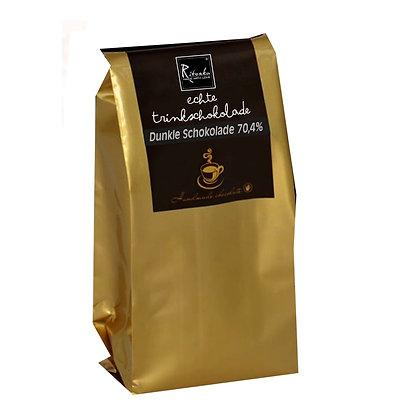 Ritonka genuine dark drinking chocolate 70,4%