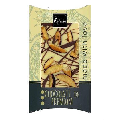 Ritonka weiße Schokolade - Pflaume
