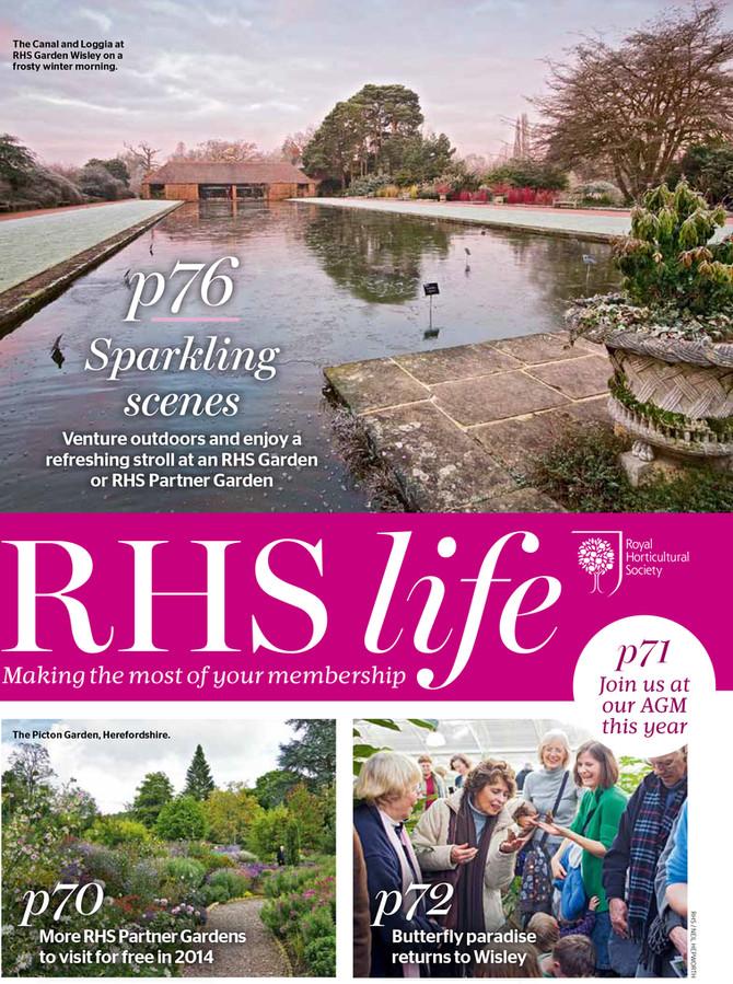 RHS life - Royal Horticultural Society