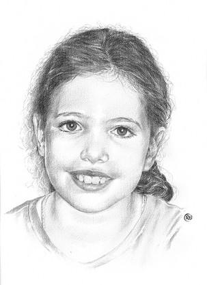 Portrait de Anna
